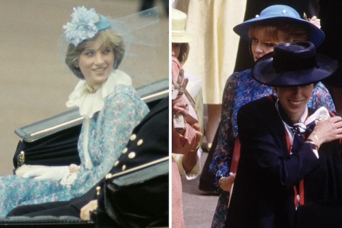 Giản dị đến bất ngờ, cố Công nương Diana thường xuyên cho chị em gái trong nhà mượn quần áo 4