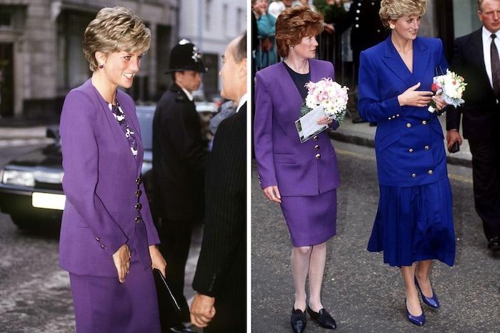 Giản dị đến bất ngờ, cố Công nương Diana thường xuyên cho chị em gái trong nhà mượn quần áo 3
