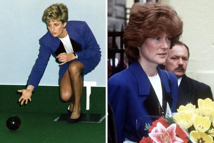 Giản dị đến bất ngờ, cố Công nương Diana thường xuyên cho chị em gái trong nhà mượn quần áo 5