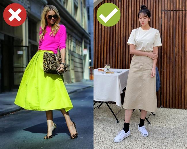 4 kiểu chân váy đã lỗi mốt trầm trọng, chị em đừng dại 'vớ' phải mà khiến phong cách xuống hạng 1