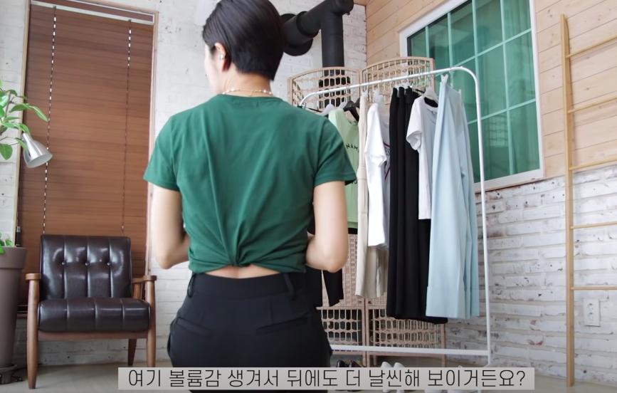 Chiêu tạo eo thon, hack chân dài vi diệu 'nhất quả đất' khi diện áo phông + quần ống rộng, đến Lisa (Black Pink) cũng đang áp dụng 6
