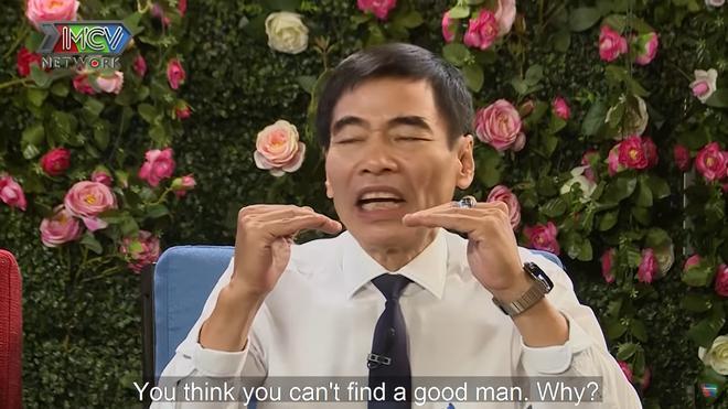 Tiến sĩ Lê Thẩm Dương nói với Nam Em: Bạn phải chơi ngay với một thằng như tôi đây này 2