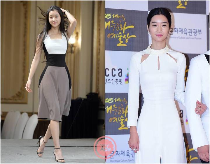 Dân tình sục sôi với vòng eo bé ngoài sức tưởng tượng của Seo Ye Ji (Điên Thì Có Sao) khi diện crop top 6