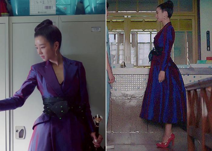 Nghiện cao gót đến mức mặc váy ngủ cũng phải đi, Seo Ye Ji có cả kho giày và đây là 8 đôi đẹp xuất chúng của cô trong 'Điên Thì Có Sao' 4
