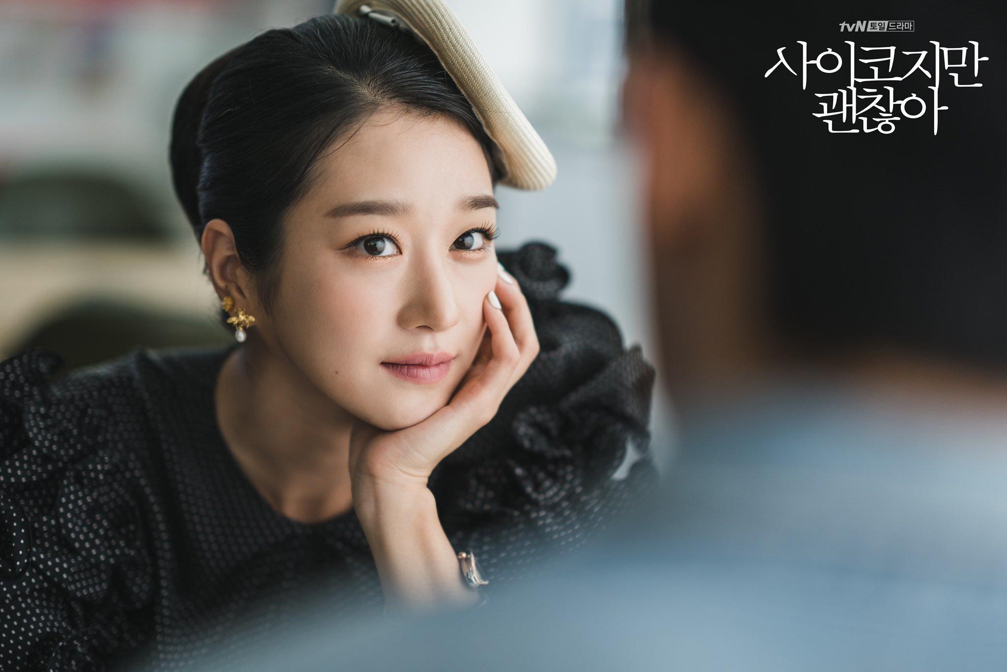 Nghiện cao gót đến mức mặc váy ngủ cũng phải đi, Seo Ye Ji có cả kho giày và đây là 8 đôi đẹp xuất chúng của cô trong 'Điên Thì Có Sao' 6