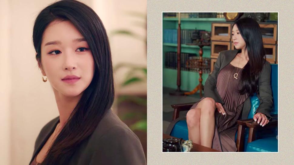 Nghiện cao gót đến mức mặc váy ngủ cũng phải đi, Seo Ye Ji có cả kho giày và đây là 8 đôi đẹp xuất chúng của cô trong 'Điên Thì Có Sao' 10
