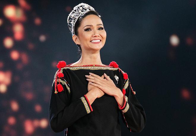 H'Hen Niê là người đẹp Việt đạt thành tích cao nhất tại 'Miss Universe'.