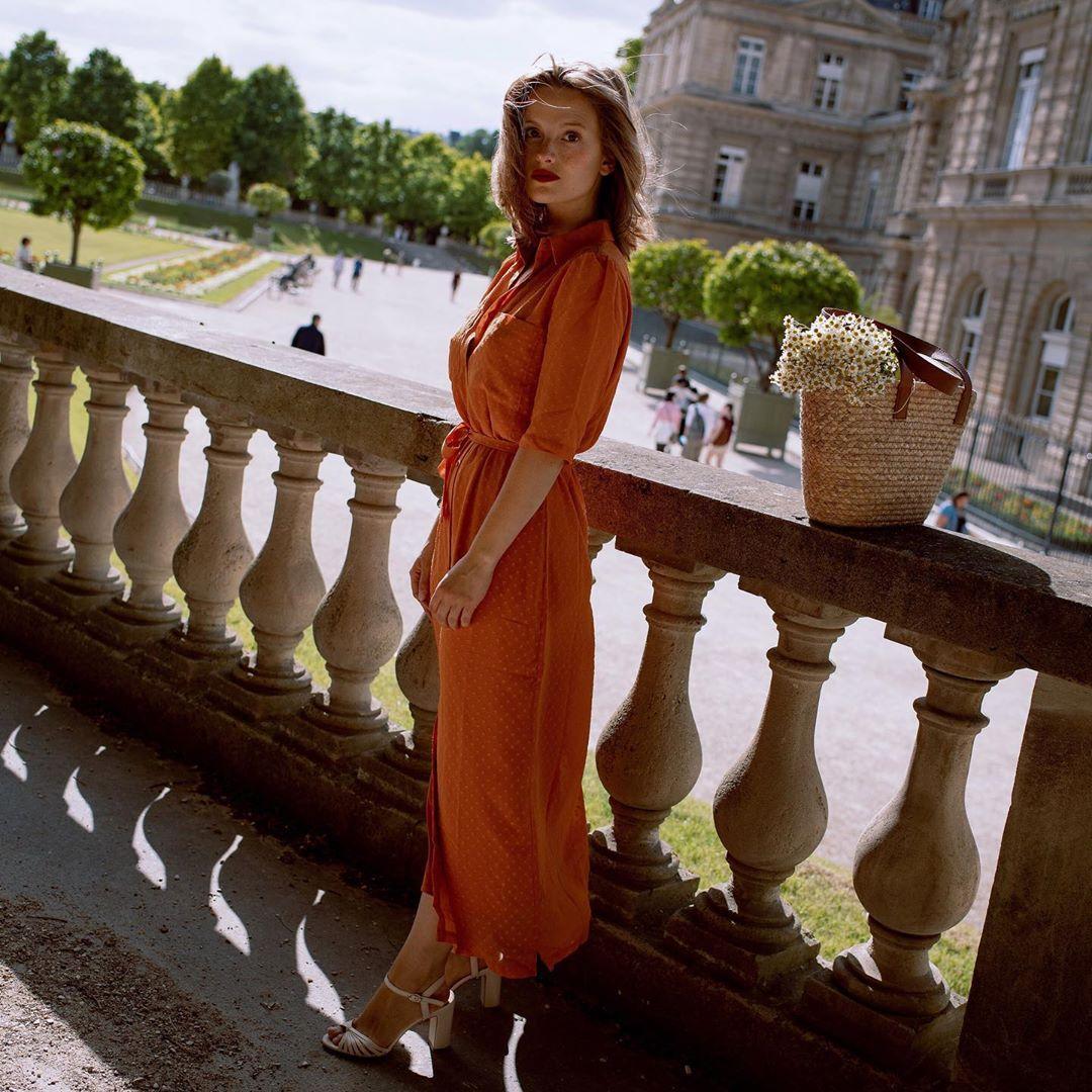 Trời se lạnh mà 'quẩy' váy dáng dài là style sẽ yêu kiều như gái Pháp, điểm sang chảnh cũng tăng ngùn ngụt 4