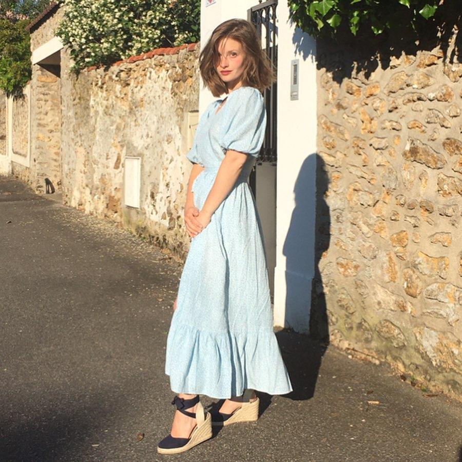 Trời se lạnh mà 'quẩy' váy dáng dài là style sẽ yêu kiều như gái Pháp, điểm sang chảnh cũng tăng ngùn ngụt 9