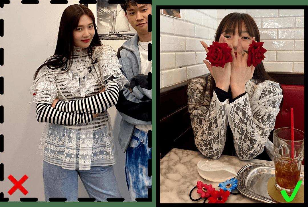 Từ mỹ nhân eo bánh mỳ của Red Velvet, thấy ngay loạt trang phục chị em cần tránh để không lộ eo đẫy đà 3