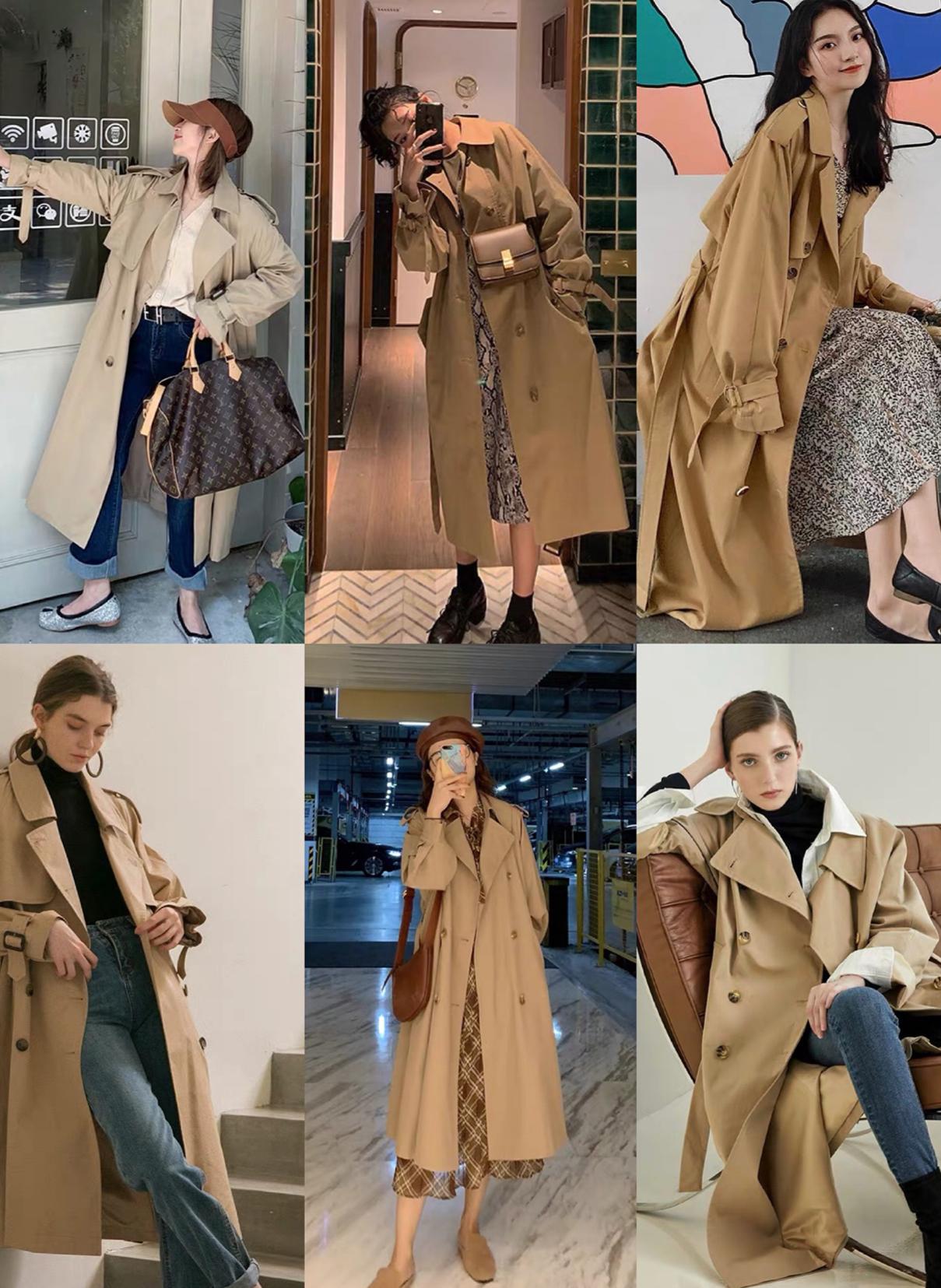 4 màu áo trench coat được những nàng sành điệu diện nhiều nhất mùa lạnh, mặc vu vơ cũng ra set đồ sang xịn ra trò 0