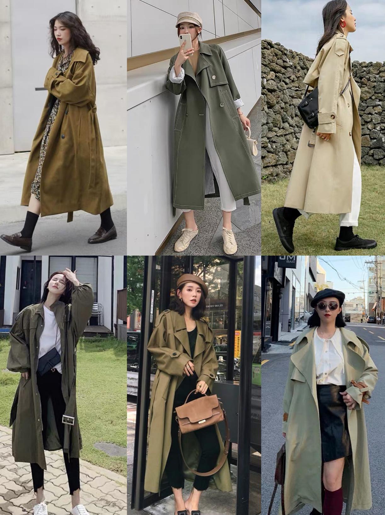 4 màu áo trench coat được những nàng sành điệu diện nhiều nhất mùa lạnh, mặc vu vơ cũng ra set đồ sang xịn ra trò 3