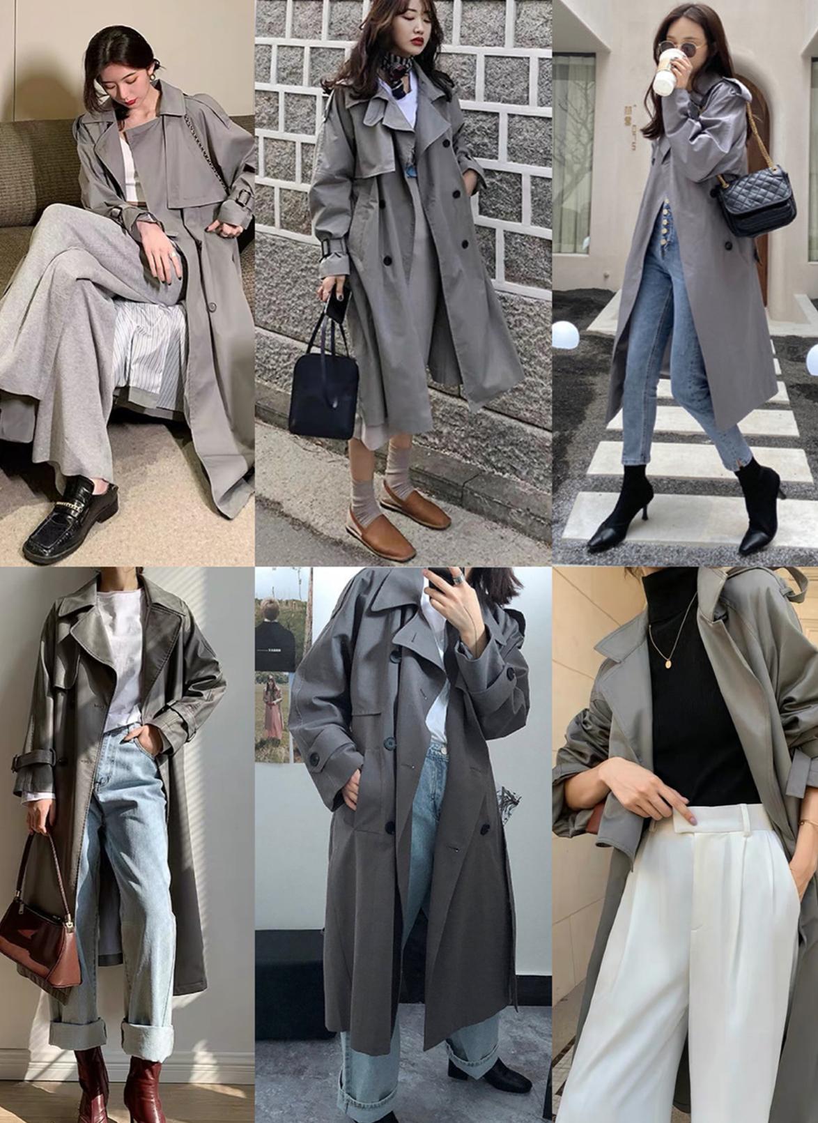 4 màu áo trench coat được những nàng sành điệu diện nhiều nhất mùa lạnh, mặc vu vơ cũng ra set đồ sang xịn ra trò 4