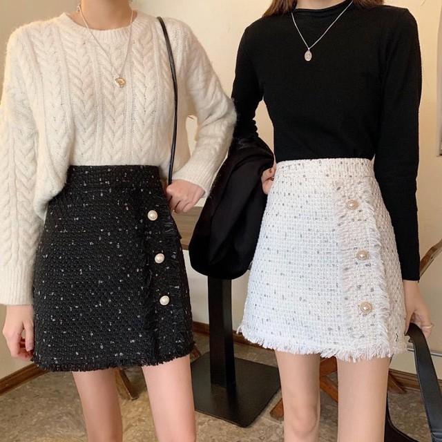 3 kiểu chân váy hot rần rần mùa Thu Đông 2020, nàng có vóc dáng khó mặc đến cũng không thể cưỡng lại được 8