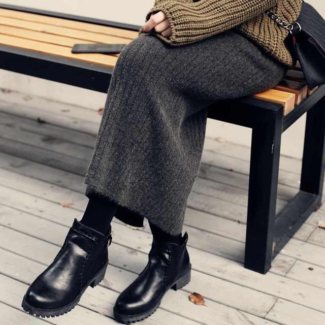 3 kiểu chân váy hot rần rần mùa Thu Đông 2020, nàng có vóc dáng khó mặc đến cũng không thể cưỡng lại được 11