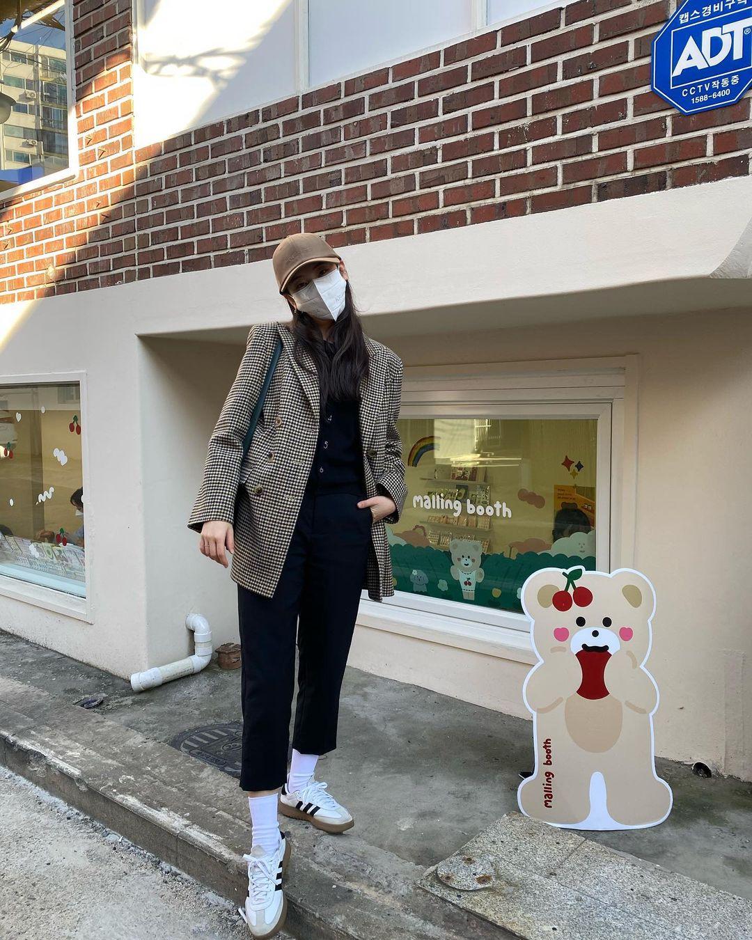 Bắt chước sao Hàn sắm 4 items sau, style mùa lạnh của bạn sẽ 'lên như diều gặp gió' chứ không thường thường như trước nữa 7