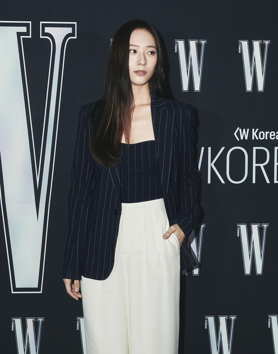 Cựu thành viên của nhóm F(x) Krystal Jung