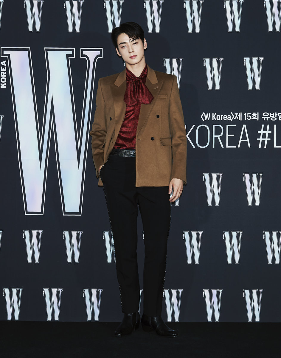 Thành viên của nhóm nhạc Astro - Cha Eun Woo