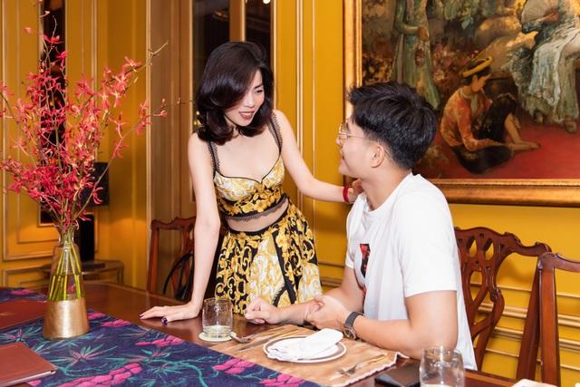 Lệ Quyên và 'tình trẻ tin đồn' có động thái đầu tiên sau khi bị 'tóm gọn' khoảnh khắc đi ăn đêm với nhau 2