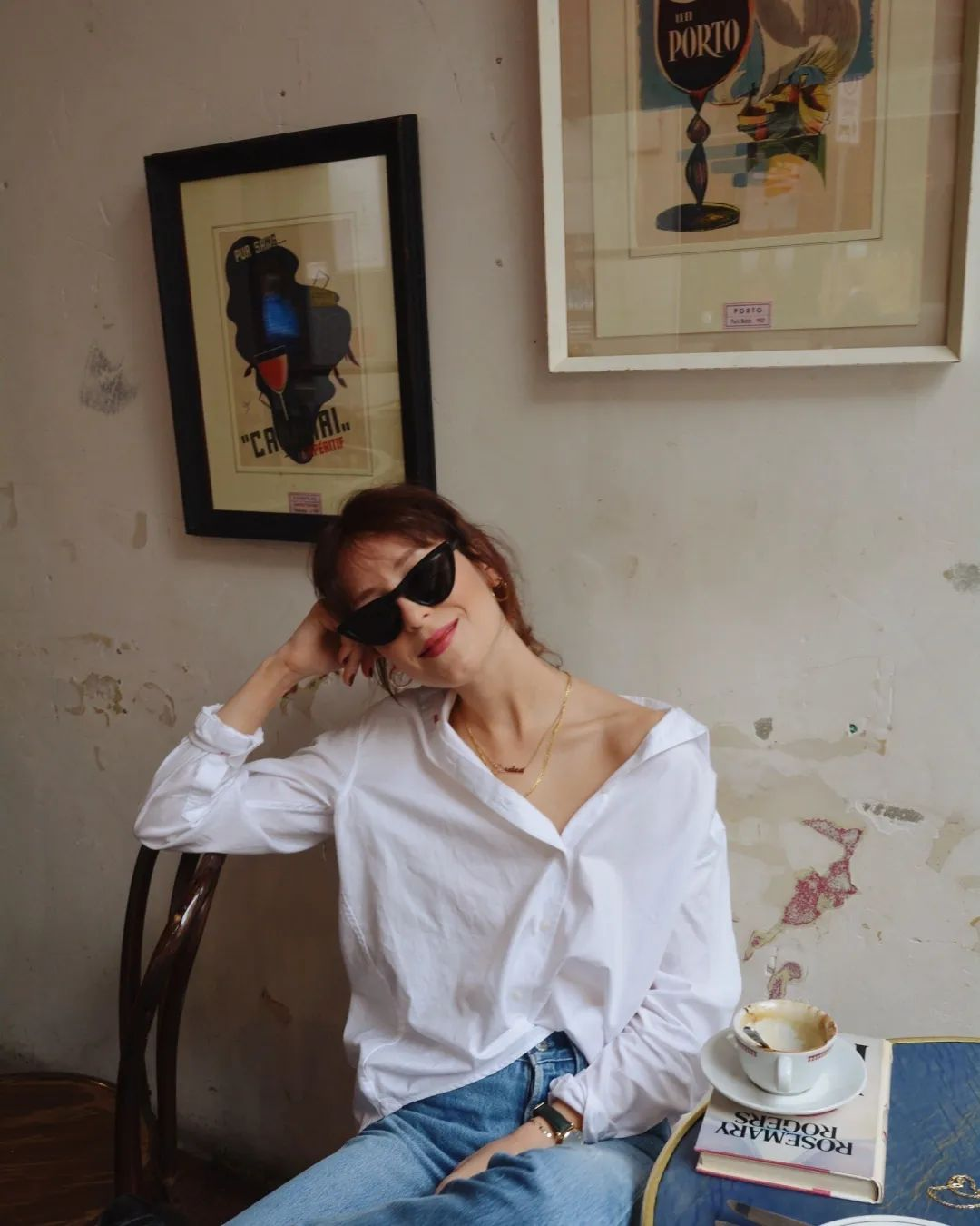 Sơ mi trắng - item kinh điển nhưng muốn mặc đẹp thì không phải nàng công sở nào cũng biết 2