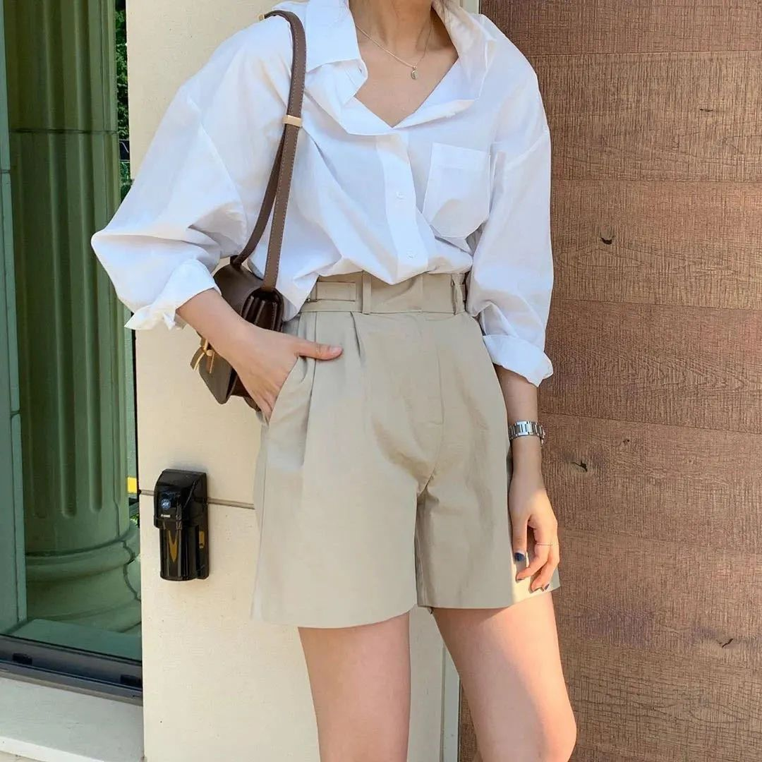 Sơ mi trắng - item kinh điển nhưng muốn mặc đẹp thì không phải nàng công sở nào cũng biết 4