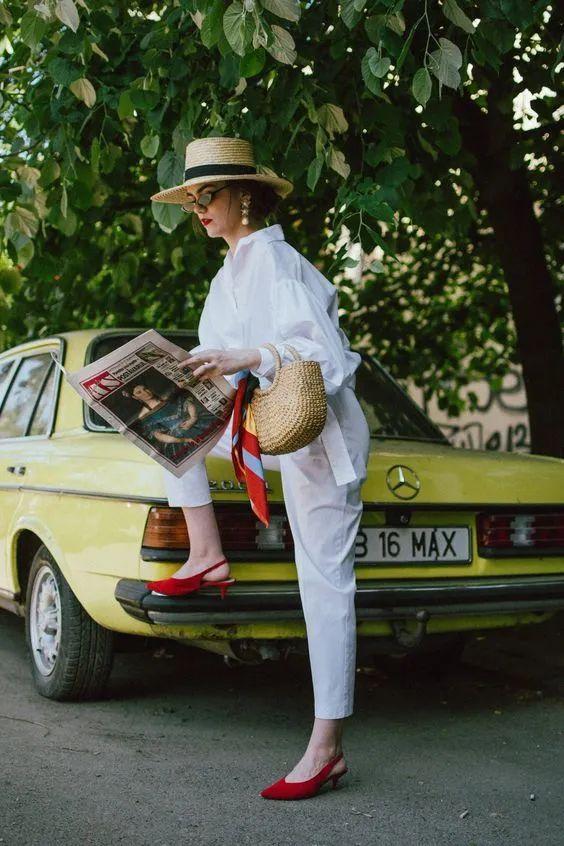 Sơ mi trắng - item kinh điển nhưng muốn mặc đẹp thì không phải nàng công sở nào cũng biết 5
