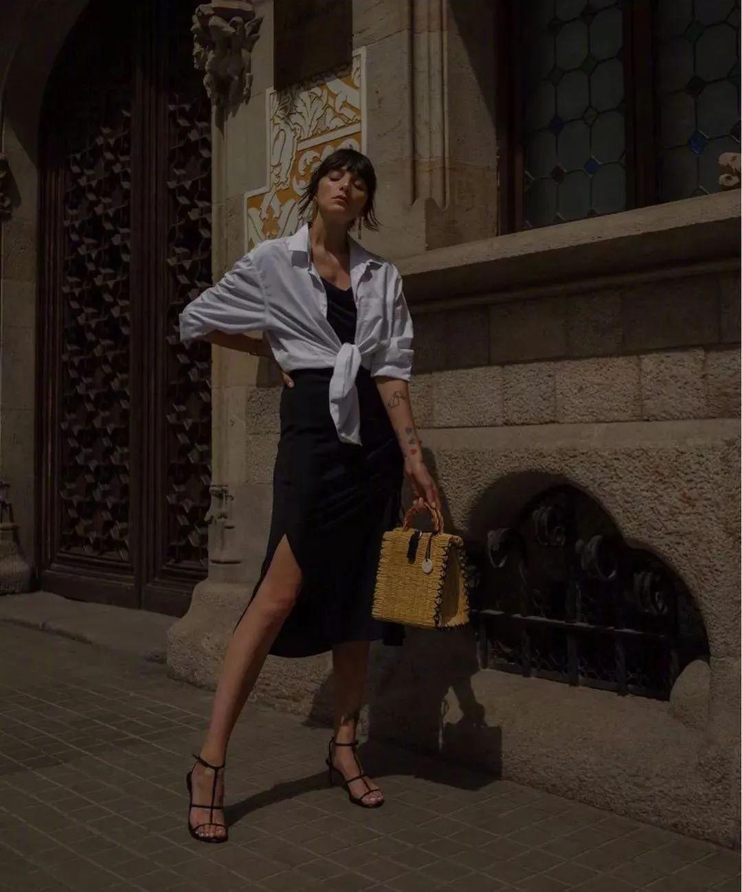 Sơ mi trắng - item kinh điển nhưng muốn mặc đẹp thì không phải nàng công sở nào cũng biết 10