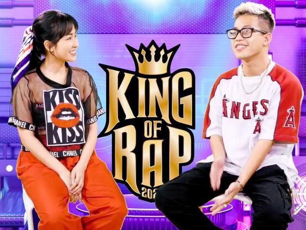 Trước đó, DJ Trang Moon và Rich Choi cũng vướng nghi vấn hẹn hò sau khi cùng tham gia vào King Of Rap