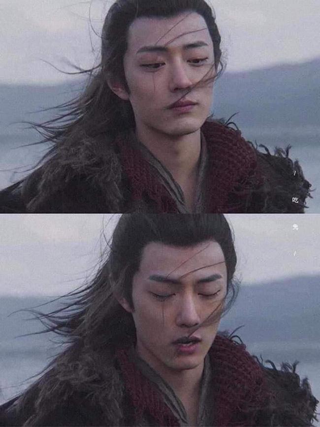 Tiêu Chiến là nhân vật được quan tâm nhất 'Lang Điện Hạ'.