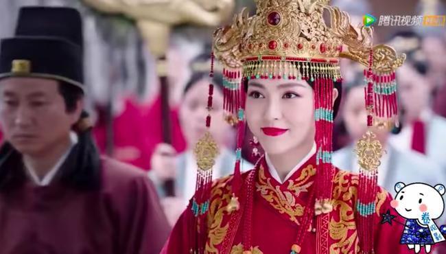 Yến Vân Đài: Trọn bộ clip Đường Yên tái giá sau khi chồng chết, mặc lại đồ cưới dở dang năm 18 tuổi 3