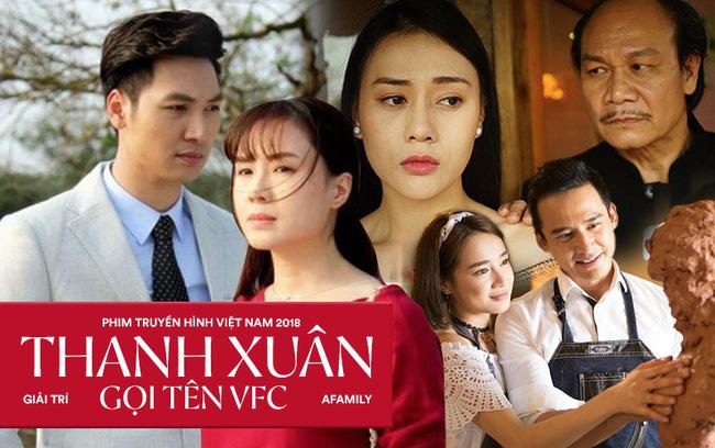 Phim truyền hình Việt 2018: 'Quỳnh búp bê' gây sóng gió, đế chế VFC đã được hình thành 0