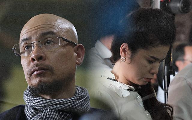 Cả 2 vợ chồng cà phê Trung Nguyên đều đã có đơn kháng cáo bản án sơ thẩm.