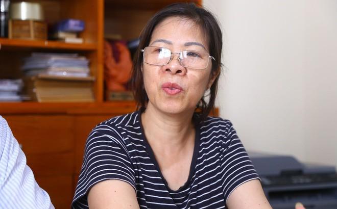Bà Nguyễn Thị Bích Quy.