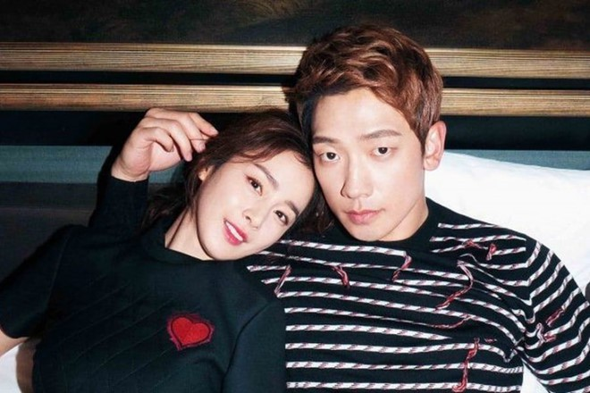 Còn Kim Tae Hee thì cũng vậy, cô đã gặp Bi Rain và quyết định gắn bó cuộc đời với nhau.