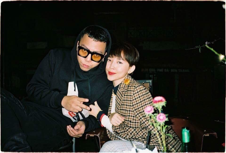 Tóc Tiên lần đầu xác nhận đang yêu Hoàng Touliver, hẹn hò được gần 4 năm 0