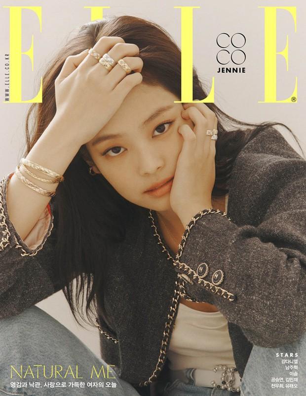 Không cần quá hở hang, Jennie của Black Pink vẫn đẹp sang chảnh, chứng tỏ 'đẳng cấp' mỹ nhân quyến rũ nhất nhì Kpop thế hệ 3 1