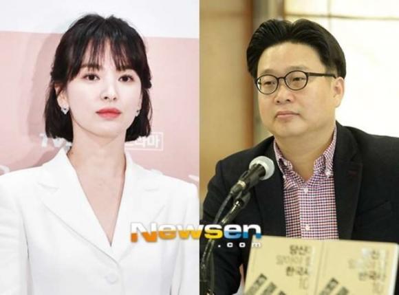 Vừa được báo Anh bình chọn là mỹ nhân hàng đầu Hàn Quốc, Song Hye Kyo lại nhận mưa lời khen vì hành động này 0