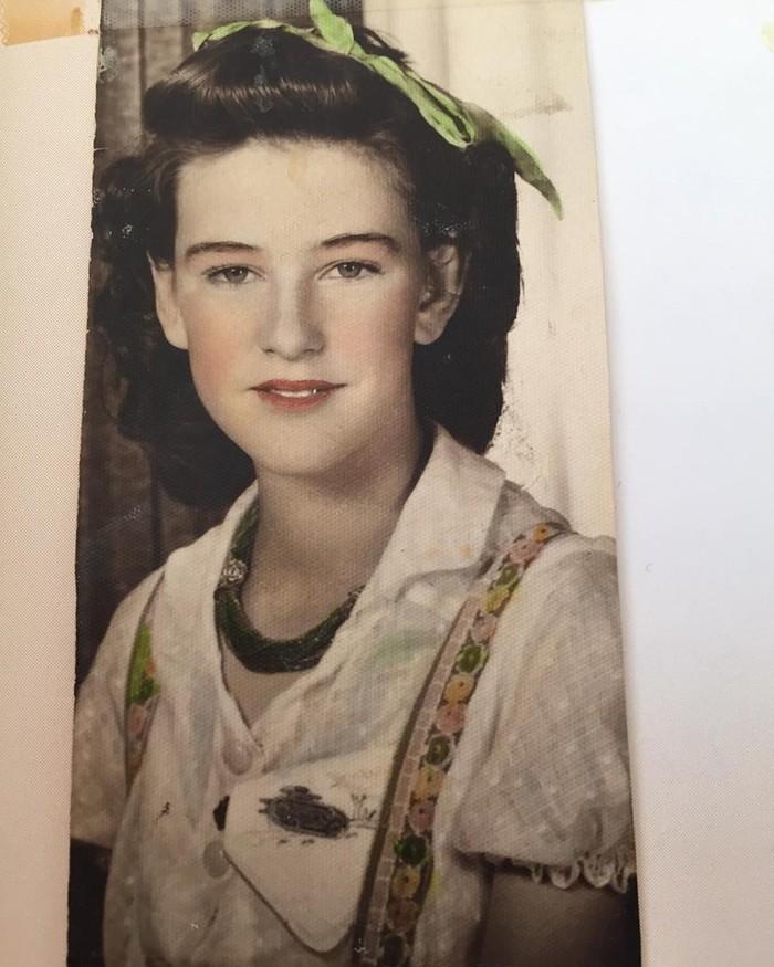 Hình ảnh xinh đẹp thời trẻ của bà nội Côn Lăng khiến dân tình há hốc mồm vì quá sốc