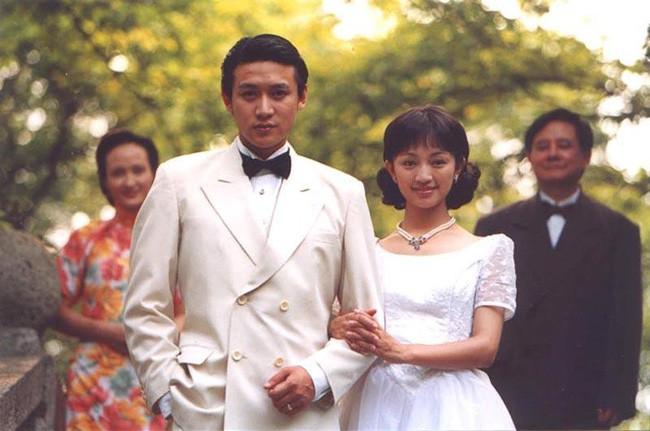 Lục Nghị - Mỹ nam hàng đầu Trung Quốc: Mối tình 20 năm suýt lung lay vì tin đồn ngoại tình với Phạm Băng Băng 2
