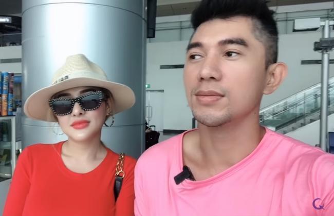 Lương Bằng Quang đăng clip đi du lịch cùng Ngân 98