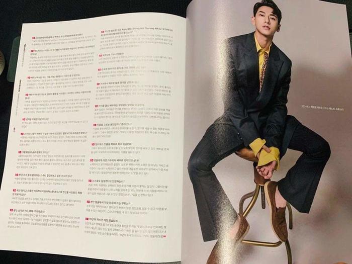 Báo Hàn hết lời khen ngợi Isaac hậu LHP Busan 2019: 'Anh ấy là một ngôi sao hàng đầu' 3
