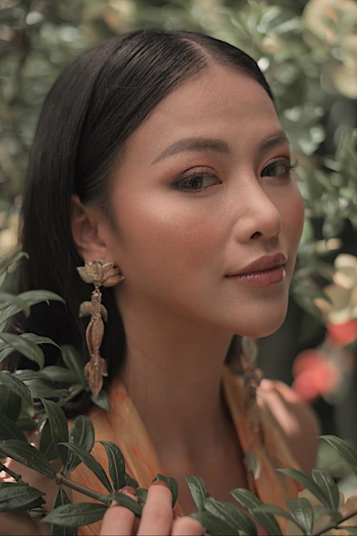 Miss Earth 2018 Phương Khánh 'đốn tim' fan bằng bộ ảnh ngoại cảnh đẹp chuẩn 'thần tiên tỷ tỷ' 1