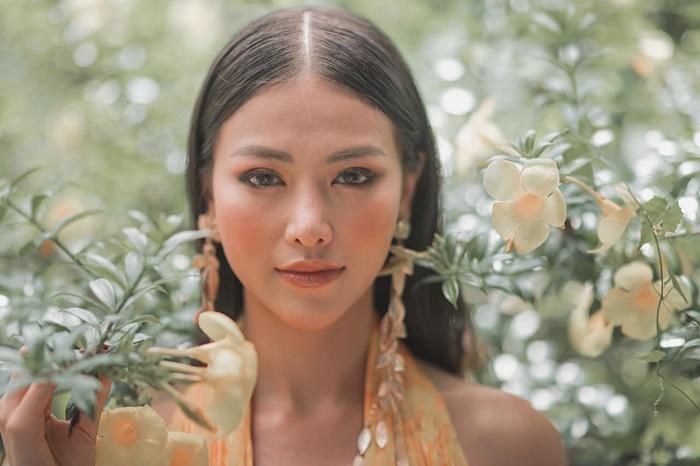 Miss Earth 2018 Phương Khánh 'đốn tim' fan bằng bộ ảnh ngoại cảnh đẹp chuẩn 'thần tiên tỷ tỷ' 3