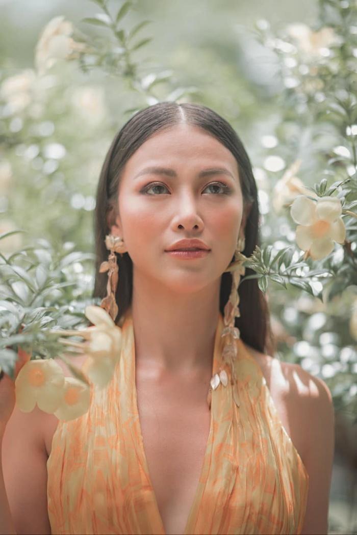 Miss Earth 2018 Phương Khánh 'đốn tim' fan bằng bộ ảnh ngoại cảnh đẹp chuẩn 'thần tiên tỷ tỷ' 2
