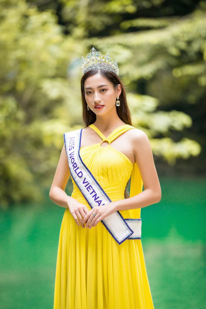 Dẫn đầu lượt xem Video Intro, Lương Thùy Linh được fan quốc tế kỳ vọng lập kỳ tích tại Miss World 2019 5