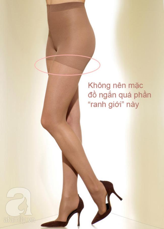 3 lỗi cơ bản khiến sao Việt kém duyên khi diện quần tất: Các chị em nên tránh để không vướng vào 'vết xe đổ' 10