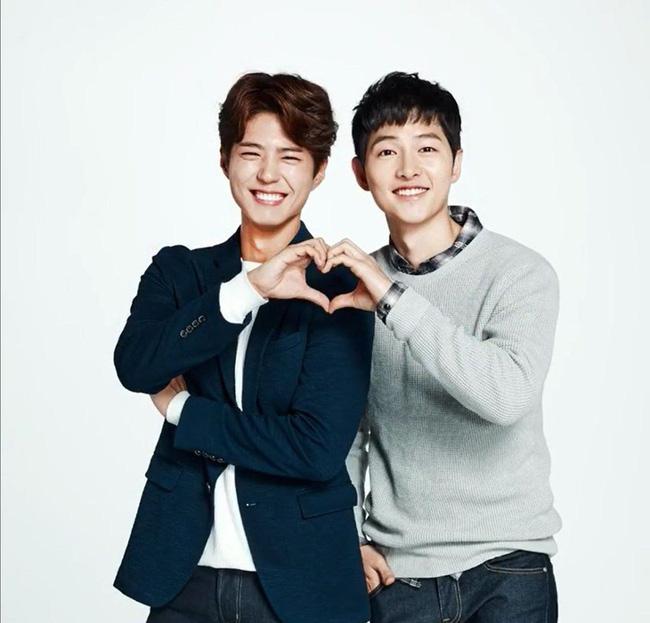 Mối quan hệ của Park Bo Gum - Song Hye Kyo: Từ 'cậu em chồng' tốt nhất showbiz cho tới nghi vấn kẻ thứ 3 phản bội Song Joong Ki? 1