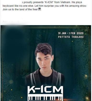 Lễ hội EDM mở đầu thập kỷ lớn nhất Thái Lan xác nhận K-ICM sẽ biểu diễn bên cạnh loạt tên tuổi DJ đình đám thế giới, line-up có cả rapper đình đám Zico 0