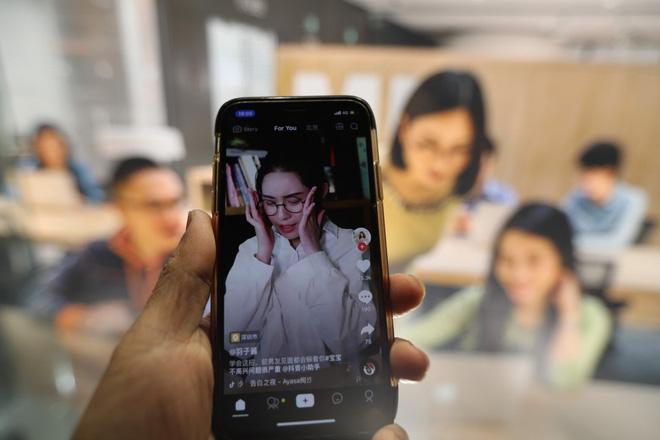 Việc nổi tiếng trên Douyin đã mang lại nguồn thu nhập khổng lồ từ quảng cáo cho không ít nhà sáng tạo nội dung
