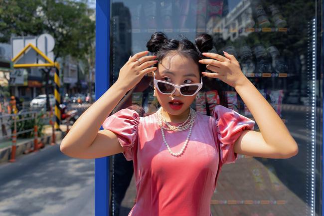 Xôn xao hình ảnh Phương Mỹ Chi ngày càng sành điệu, dùng toàn đồ hiệu 1